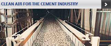 CLEAN AIR FOR THE CEMENT INDUSTRY